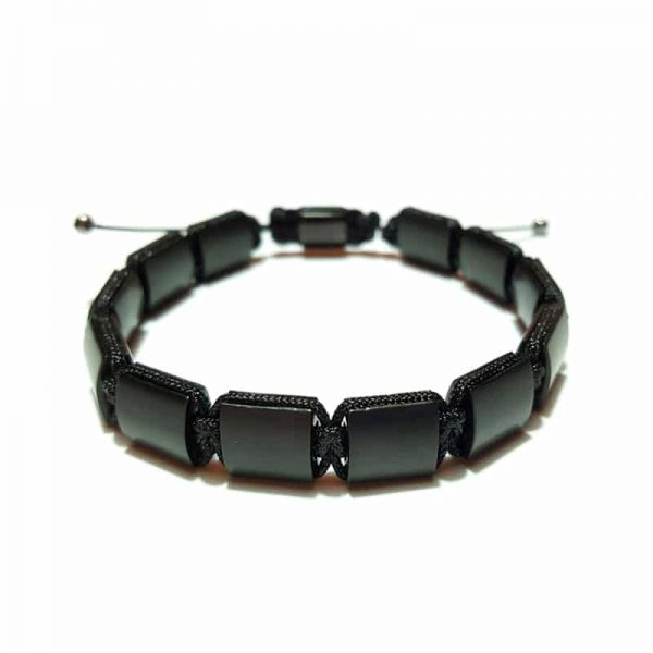 Bracelets for Men - Dapper Steel (10 mm) - Marija Lennore © 2017