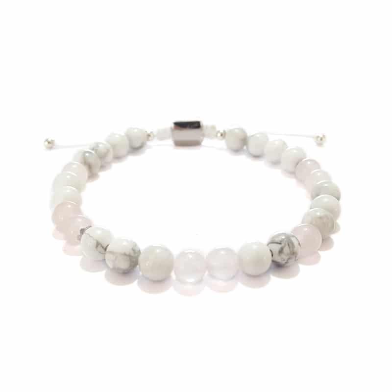 Bracelets for Women - Morning Blush (6 mm) - Marija Lennore © 2017